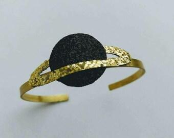 Disco Bracelet Saturn planet