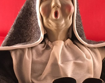 Singing Nun Figurine