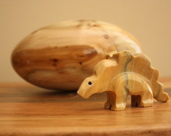 Stone-Shaped Wooden Home Decor | Wood | Eccentric | Eclectic | Natural | Woody | Made in Canada