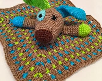 The Happy Puppy Blanket