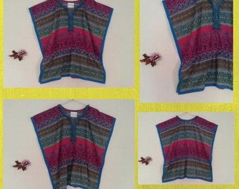 Girl/Kaftan/10 Y/ INDIA/Hand Block Print/100% cotton/Tunic/Shirt