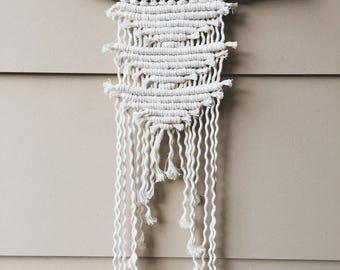 "Macramé Wall Hanging - ""Jackie"""