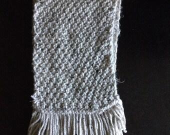 Chunky Knit Oversized Scarf