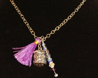 Prayer Box or Diffuser Necklace