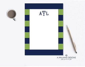 Notepads-personalized/Personalized notepads/Custom Notepads/to do list notepad/writing pad/teacher gift/bridesmaid gift/personalized writing