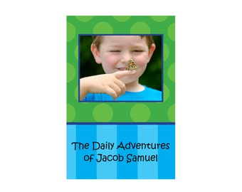 Daily Adventures, Personalized Children's Photo Storybook