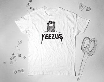 Yeezy Shirt Yeezus Shirt Yeezy Tshirt Yeezus Tour Shirt Kanye West Shirt Kanye T Shirt For Men Kanye Yeezy Mens Tshirt Yeezus Tour Tee 024