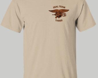 US Navy Seal Team 3 shirt, US Navy shirt, Navy Seal shirt, Hoodie, long sleeve shirt, tshirt