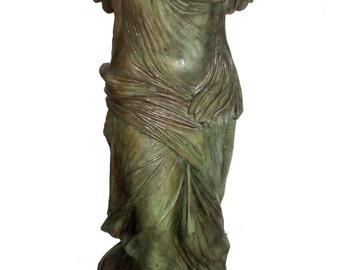 Winged Victory of Samothrace sculpture Nike of Samothrace statue