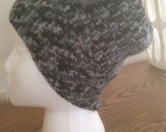 Womans Crochet hat, Beanie, Slouchie, Winter