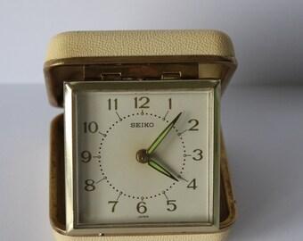 Seiko Clock Etsy