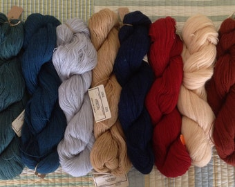 DMC Broder Medicis Wool Needlepoint / Embroidery / Crewel Wool
