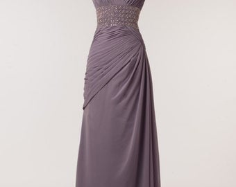 Beaded evening / mother of the bride gown
