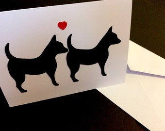 Handmade card - We make scents
