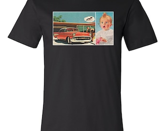 Vintage Add T-shirt - Perfect Family