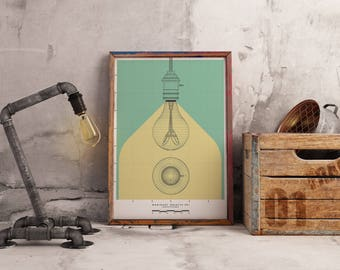 Ordinary Objects 001 | Contemporary Stylised Illustration | Limited Edition Print | Architectural Print - Fine Art Prints
