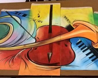A musical bonanza