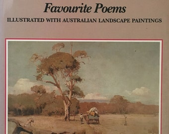 Henry Lawson Favourite Poems Illustrated with Australian Landscape Paintings