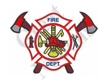 Firefighter Axe Etsy