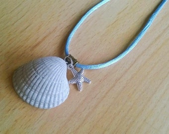 Shell Necklace - Starfish