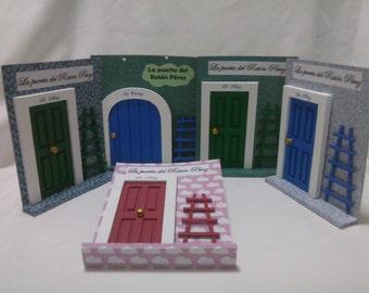 Doors of the mouse Pérez