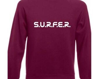 Sweatshirt / Hoddie SURFER