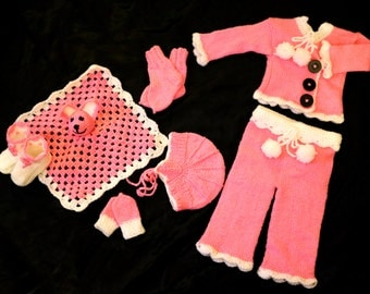 Baby Clothing First Gift set