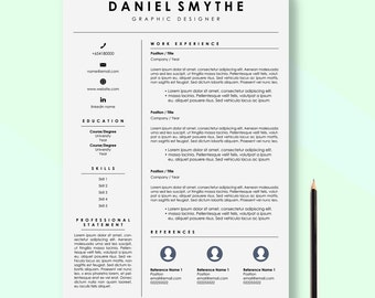 Systems Administrator Resume Pdf Resume Download  Etsy Resume Summary Statements Word with Live Careers Resume Resume Templates Resume Template Resumes Cv Resume Downloads Cv Template  Cv Secretarial Resume Word