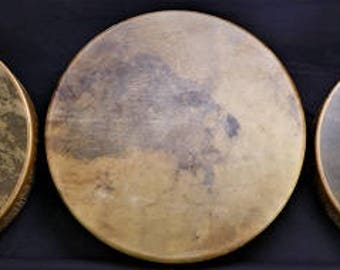 "16-18"" Native American Horse Drum"