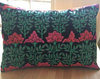 Spanish Style Pillow Cover