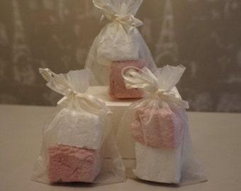 Marshmallow Wedding Favours