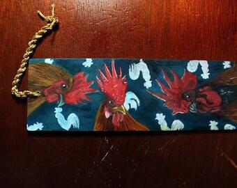 Separator roosters