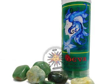 Celtic goddess Deva - Velon love and feelings