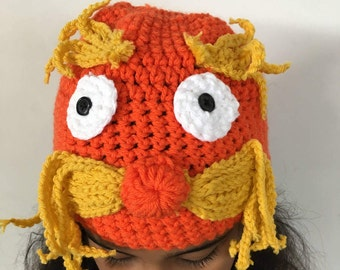 The Lorax Character Hat