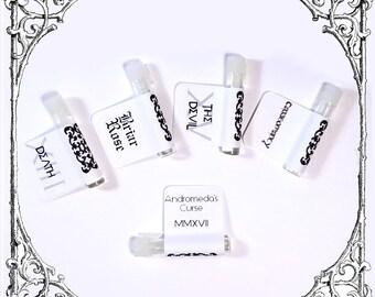 5-Piece Perfume Sampler Pack