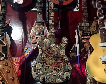 Dragonaut Tele Art Guitar