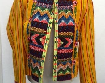 Jacket from Bolivia, Potosi region
