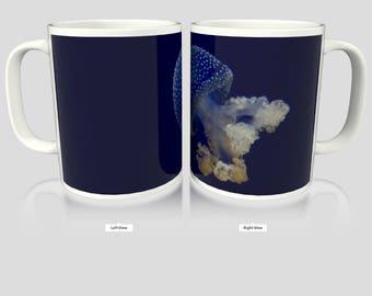 11 oz Jellyfish Mug