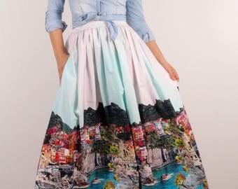 Long Beautiful Skirt