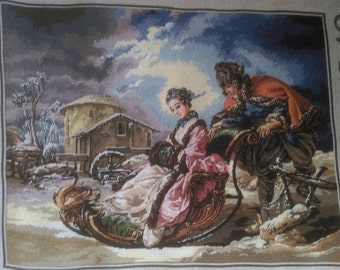 Francois Boucher - Winter