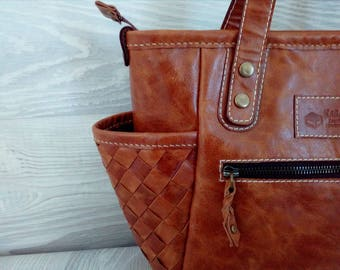 Leather bags women | Etsy