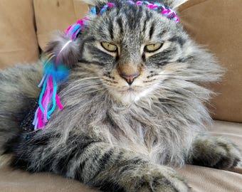 Kitty headbands