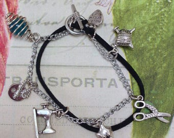 Sew, Sew, Sew! Bracelet