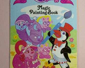 Keypers Magic Painting Book 1987