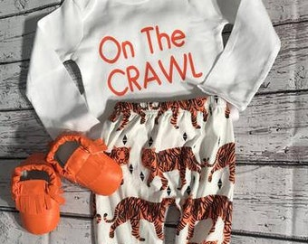 On The Crawl