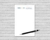 Personalized Notepad, Fol...