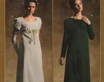 Simplicity 4055 Misses Costumes Size 14-16-18-20 Uncut Pattern Copyright 2006