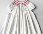 Juliet in White - nO.079 - Size L/XL - Short Sleeve - EUR 40-42