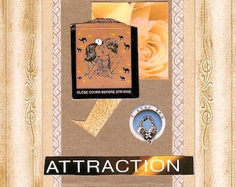 Attraction Card