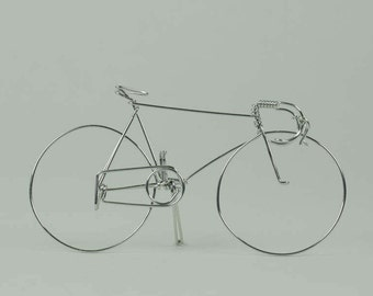 Racing Bike Ornament